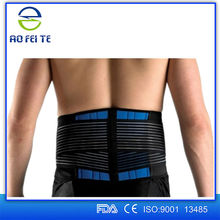 Orhopedic Back Belt Men Posture Correction Belt Elastic Bandage Lower Back Pain Belts Braces Supports Large Size XXXL XXXXL Y010(China)