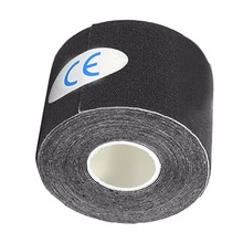 5m 5cm Elastic Sport Athletic Kinesiology Bandage Tape Tex Medical Muscles Care First Aid Emergency Wrapping Safety Protective