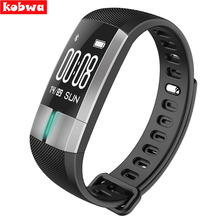 Buy G20 Heart Rate Monitor Smart Bracelet Fitness Activity Tracker Blood Pressure Wristband Pulsometro PK id107 Xiomi mi band 2 for $47.87 in AliExpress store