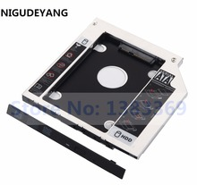 NIGUDEYANG 2nd SSD HDD Hard Drive Caddy for Dell Inspiron 15 5558 5559 SU-208GB