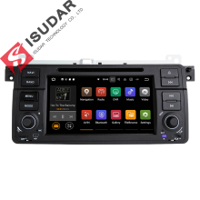 Wholesale! Two Din 7 Inch Android 7.1 Car DVD Player For BMW/E46/M3/MG/ZT/Rover 75 Wifi Support DAB GPS Navigation Radio FM(China)