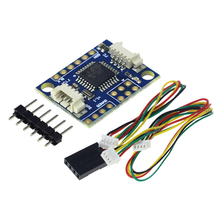 Smart Electronics Integrated CRIUS MultiWii MWC I2C-GPS NAV Navigation Adapter Plate Navigation Module GPS Board
