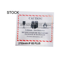 20pcs Zero cycle For iphone IP 6S PLUS 2750mAh brand new with best motherboard Mobile Phone Battery 2017 made
