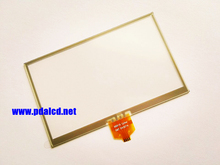 New 4.3 inch Touch screen for TomTom VIA 4EV42 4EQ41 4EN42 Z1230 GPS digitizer panel replacement
