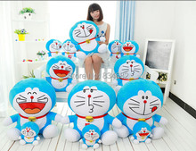 J.G Chen High Quality Low Price Plush Toys Large Size 70cm Doraemon Big Embrace Cat Doll Lovers Brinquedos Kids Adults Juguetes