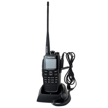 Digital Walkie Talkie GPS Retevis RT2 VHF+UHF 136-174+400-470MHz 5W 256CH DPMR Ham Radio Hf Transceiver VOX A9107AG(China)