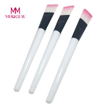 Professional Mask Makeup Brushes Facial Face Eye Use Soft mask Treatment Makeup Brush Cosmetic Beauty pinceis de maquiagem(China)