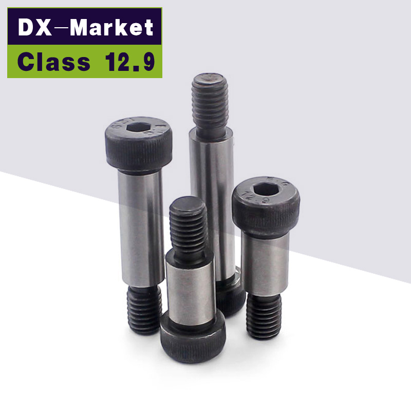 20mm *M16 ,  Alloy Steel Knurled Hex Bolt , class 12.9 ISO7379 shoulder screw Threaded Fastener<br><br>Aliexpress