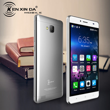Cheap mobile phones Original kenxinda R7 GPS fm Quad core 1G RAM 8GB ROM 5.0MP 5.5inch android 6.0 unlocked 3G WCDMA smartphones(China)