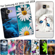 Buy Samsung Galaxy A3 A5 2016 Case A310F A510F Cover Soft TPU Silicone Coque Funda Samsung A3 2016 A5 2016 Case Phone Cases for $1.03 in AliExpress store