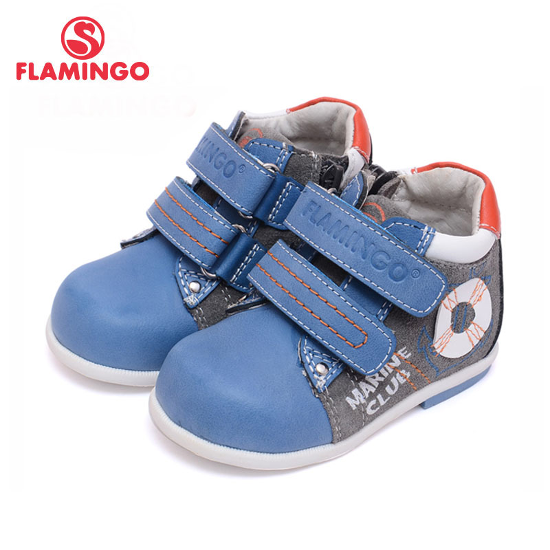 FLAMINGO Russian Famous Brand 2017 New Arrival Spring Kids Sport Shoes Fashion High Quality children sneakers 61-QP101/ 61-QP102<br><br>Aliexpress