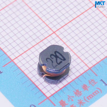 100Pcs H-Type SMD 5.8x5.2x4.5mm Winding Wire Wound Power Coilcraft Inductor, 1.0uH to 470uH, 1.5uH/2.2uH/15uH/68uH/100uH...
