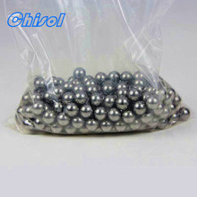 China high quality YG8 14mm 5pcs/lots alloy ball tungsten carbide balls for machine measurement,chemical industry,petroleum,gun(China)