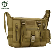Hot!Men Military Crossbody Bag Large Capacity Women Wearproof Nylon Travel Casual Shoulder Pocket Camouflage Messenger Bags S76