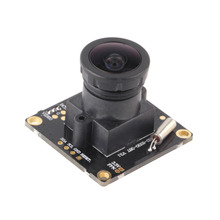 HD 700TVL Sony CCD OSD D-WDR Mini CCTV PCB FPV Tiny Wide Angle Camera 2.1mm Lens NTSC or PAL(Optional)