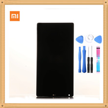 Buy Original Xiaomi Mi Mix LCD Display Touch Screen Digitizer Assembly NO Frame Xiaomi Mi MIX LCD Black/White Replacemen for $58.72 in AliExpress store