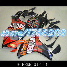ForCBR 1000RR 1000 RR 08 09 10 11  Repsol CBR1000 RR 08-11 CBR1000RR 2008 2009 2010 2011   Red black,tool parts fairing