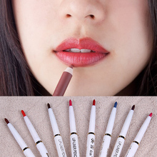 1 PC Best Automatic Rotary Long-Lasting Natural Makeup Waterproof Lip Liner Pencil M01942(China)