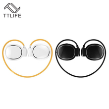 TTLIFE Wireless Headphone Bluetooth Stereo Sport Earphone Touch Control Airpods Support A2DP Hands-free for iPhone xiaomi Phones(China)