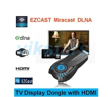 smart tv stick media player with function of DLNA Miracast better than android tv box mk808 mk908 Hot sale(China)