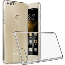 Cases For Huawei Honor 6 7 8 3C 3X 4A 4C 4X 5C 5X V8 7i 6X Plus Transparent Crystal Hard Pc Plastic Clean Phone Bags Case Cover