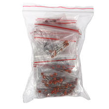 New Arrival High Quality 500pcs 50Values 50V Ceramic Capacitors Assorted kit Assortment Set (1pf-100nf) 5mm Capacitor Pack(China)