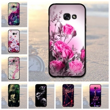 Case For Samsung Galaxy A3 2017 A320F A3200 Back Cover for Samsung A3 ( 7 ) Case Soft TPU Cover For Samsung A320 A320F A3200 Bag(China)