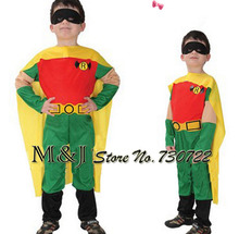 Free shipping!!Halloween Christmas hero endure god turtle superman suit children show costume boy
