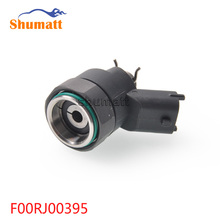 Fuel Injection Solenoid Valve F00RJ00395 / F 00R J00 395 Common Rail Injector Solenoid Valve Unit