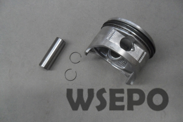 Chongqing Quality! 92mm Bore Size Piston&amp;Rings Kit with Pin&amp;Circlip for 192F/GX440 445CC Gasoline Engine,8KW Gnerator Parts<br>