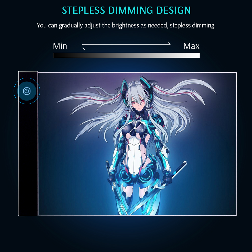Stepless-Dimming-Design