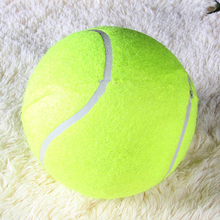 Inflation Giant Tennis Ball Pet Dog Toy Signature Mega Jumbo Big Tennis Ball Store 48(China)