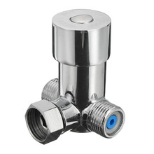 Durable Quality All Copper Water Heater Induction Faucet Mix Water Temperature Control Valves Electrothermal Tap Fittings(China)