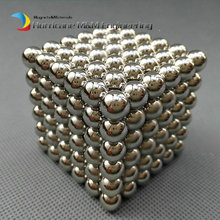 432 pcs NdFeB Magnet Balls 8mm diameter cube Strong Neodymium Sphere Permanent Magnets Rare Earth Magnets N42 NiCuNi Plated