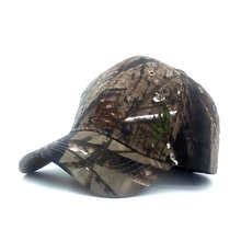 Men's Army Camo Camouflage Training Soldier Casquette Outdoor Baseball Cap Jungle Print Hat Peaked Hats