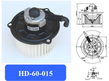 Automotive air conditioning blower motor / Electronic fan/motor / CAR blower motor