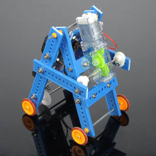 Educational Measuring Worm Robot Climbing Robot DIY for children teaching fancy toy