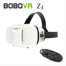 BOBOVR Xiaozhai Z3 Casque 3D Glasses VR Box Virtual Reality Goggles 3 D Vrbox Google Cardboard Remote for Samsung iPhone Android