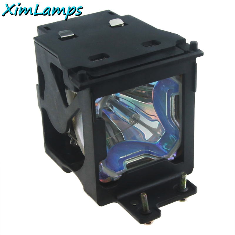 Factory Price XIM ET-LAE500 Projector Lamp/Bulb with housing Replacement for PANASONIC PT-L500U PT-AE500 PT-L500U PT-AE500U<br>