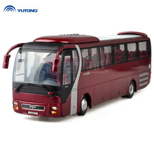 New 1:43 Scale MAN,Lion's Star Diecast Bus Coach Models Toys YuTong Bus For Adult collection