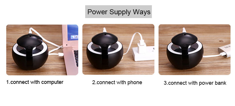 Air humidifier USB humidifiers (1)