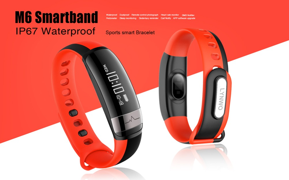 M6 Heart Rate Monitor Smart Wristband Waterproof Pedometer Bracelet Blood Fitness Tracker Wrist Band Watch M7 For Android iOS 15