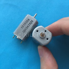 2pcs/pack J499Y 1010306-180 Micro DC MOTOR Well Workmanship DIY Shaver Motor Model Parts Electronic Making