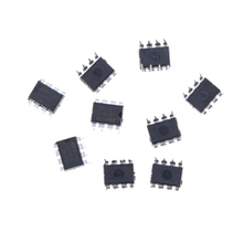 HOT 10PCS UA741CN LM741 741 OPERATIONAL AMPLIFIER OP AMP DIP-8 IC