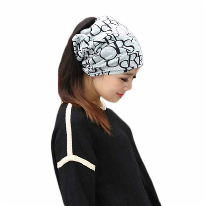 Ponytail Beanie Winter Hats For Women Crochet Knit Cap Skullies Beanies Warm Caps Female Knitted Stylish Hat Ladies Fashion(China)