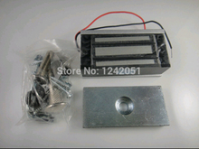 Electromagnetic Lock Magnetic Lock 12VDC 60Kg Holding Force(China)