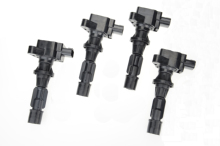 Set of 4pcs Ignition Coils for Mazda 3 BK 6  BJ MX5 NC CX7 Tribute Ford Escape ZC ZD  2.0L 2.3L Turbo 6M8G12A366 L3G218100B9U
