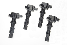 Set of 4pcs Ignition Coils for Mazda 3 BK 6 BJ MX5 NC CX7 Tribute Ford Escape ZC ZD 2.0L 2.3L Turbo 6M8G12A366 L3G218100B9U(China)
