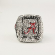 2015 Alabama Crimson Tide SEC Football Championship Ring For Sports Fans