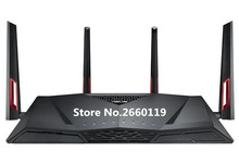 For ASUS RT-AC88U Wireless Dualband AC3100 WLAN Router working well(China)